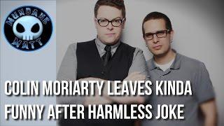 [Internet] Colin Moriarty leaves Kinda Funny after harmless joke