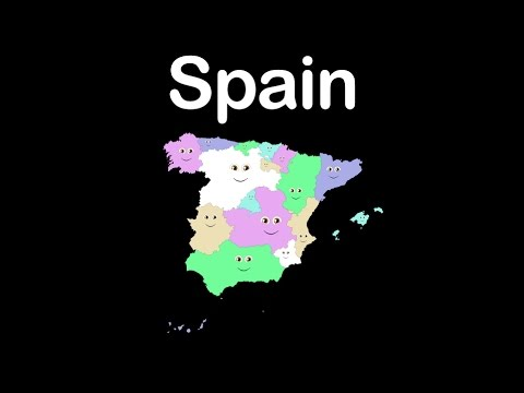 Spain/Spain Regions/Country of Spain