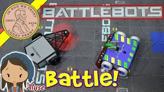 BattleBots Arena - Tombstone Battles Witch Doctor!