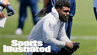 Dallas Police Suspend Ezekiel Elliott Assault Investigation   SI Wire   Sports Illustrated