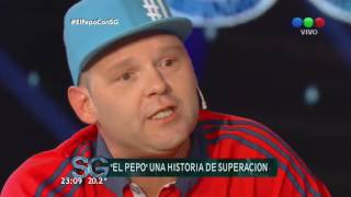 Susana entrevista a El Pepo - Susana Giménez