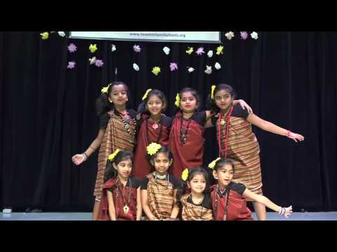 Katy Tamil School Muthamizh Vizha 2017 Dance Drama - 3 of 6