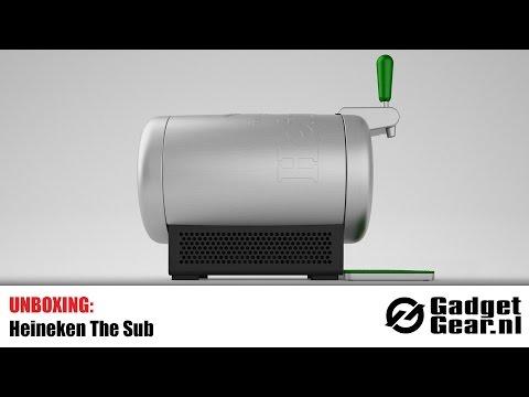 Unboxing: Heineken The Sub