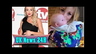Helen george gave birth three weeks early due to terffiying pregnancy complications  UK News 24H