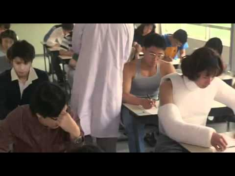 Must watch . Exam cheating technology in japan Funny and Innovative
