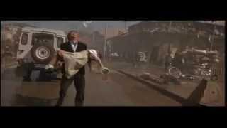 The Peacemaker [1997] Scene shot in Bitola, Macedonia