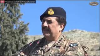 A Tribute to General Raheel Shareef