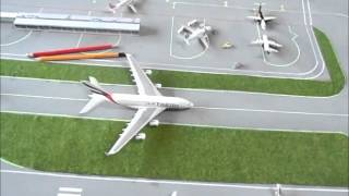 Model Airport 2013 - Manchester Terminal 2 Information