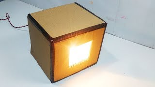 How To Make Small Room Heater at Home | Mini Room Heater