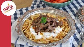 Çökertme Kebabı Tarifi - Bodrum Kebabı Nasıl Yapılır?
