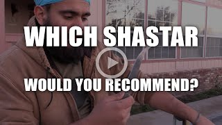 Which Shastar would you recommend? Weapon Care - Q&A #2