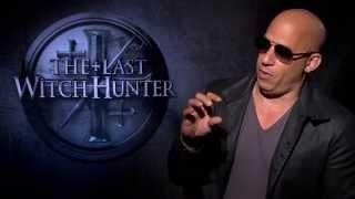 The Last Witch Hunter Interview: Vin Diesel