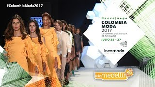 Pasarela Chamela - Colombiamoda 2017