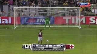Juventus vs AC Milan full match HD 23-07-2013