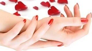 وصفة تنعيم اليدين والتخلص من الخشونة ماسك التغذية الطبيعية للبشرة الحساسة والعادية