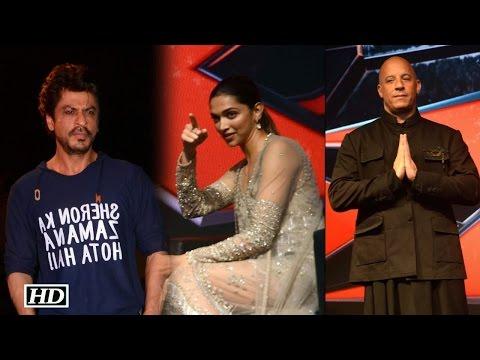 Deepika in Confusion! B/w Shah Rukh &Vin Diesel