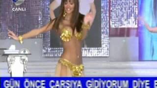 SENSUAL   BAILE  DE  TURQUIA -  Belly dance o  danza Arabe