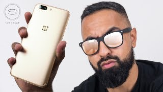 OnePlus 5 SOFT GOLD (Limited Edition)