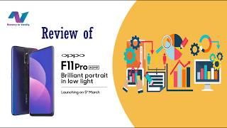 OPPO F11 pro | 48-megapixel rear camera |reviews | tech review |  OPPO