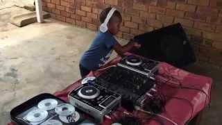 DJ Arch Jnr on it again.