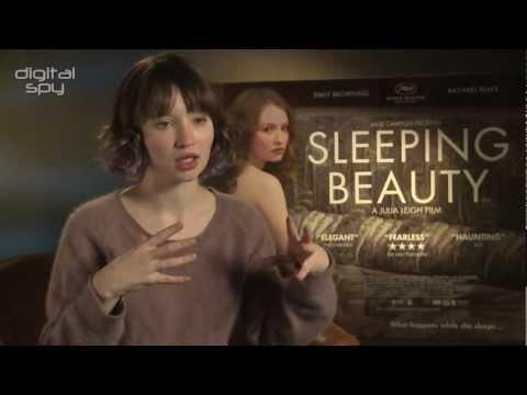 Emily Browning 'Sleeping Beauty': 'I lose myself in film'