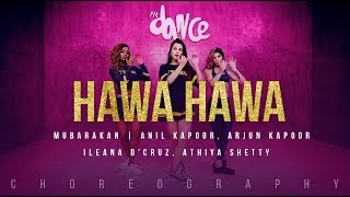 Hawa Hawa - Mubarakan , Anil Kapoor | FitDance Channel (Choreography) Dance Video