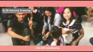 [180421] A Love So Beautiful Advance Screening Highlights - PH