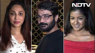Special Screening Of Prosenjit Chatterjee Starrer 'Mayurakshi' In Mumbai