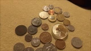 Moja kolekcja monet #1