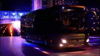 Lançamento: Novo Ônibus da Mercedes-Benz (Tourismo RHD)
