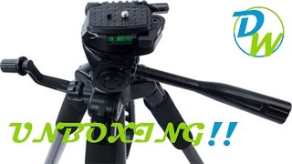 Unboxing : Photron Stedy Pro 560 Tripod unboxing