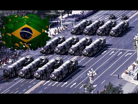 ★ Brazil Military Power | Army,
