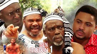 Evil Men in Town Season 1  - Latest Nigerian Nollywood Movie