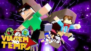 Minecraft: VIAGEM NO TEMPO! (Nova Série!)