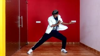 free style hip hop routine on dheere dheere se by honey singh