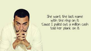 Unforgettable - French Montana ft.Swae Lee (Lyrics)