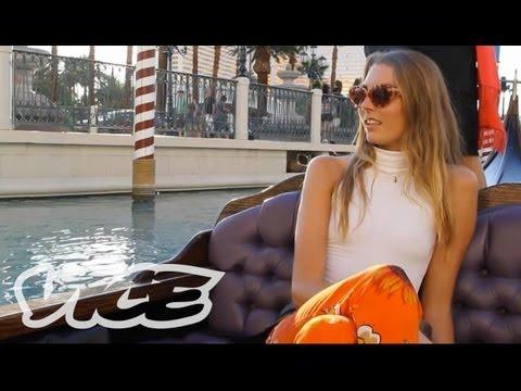 Las Vegas International Lingerie Fashion Show - High stakes lingerie