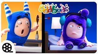 Oddbods   Noisy Neighbours   Funny Cartoons For Kids