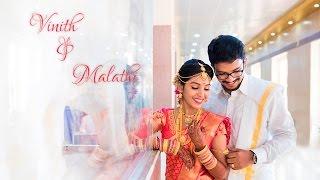 Vinith & Malathi - Wedding film