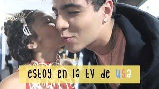 MI PRIMER PROGRAMA DE TV EN USA 🇺🇸 | Sebastián Villalobos