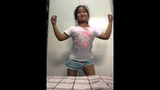 Twerk like miley mini Ella cruz