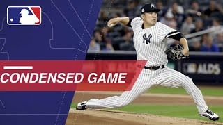 Condensed Game: CLE@NYY 10/8/17 Game 3