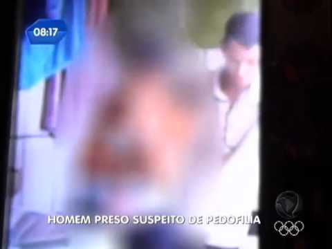 Família arma flagrante de abuso e coloca pedófilo na cadeia Vídeos R7
