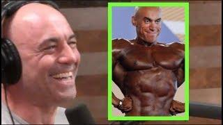 Joe Rogan - Bad Bodybuilding Spray Tans