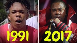 The Evolution of Busta Rhymes (1991 - 2017) - Part 1