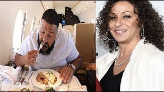 DJ Khaled says he will EAT anything EXCEPT his wife!~