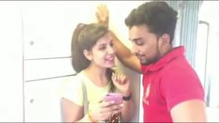 like delhi metro funny moments