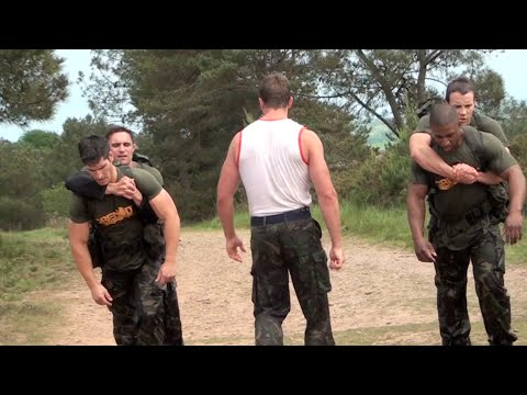 watch TRAINING WITH THE MARINES