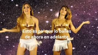 De reversa (Pa delante pa tras) - El Simbolo - Karaoke - Dance Lesson - ORIGINAL