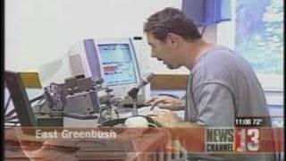 East Greenbush ARA, W2EGB, Field Day 2008 News Coverage